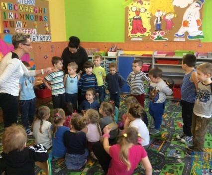 Dzień Kobiet wśród przedszkolaków (5)