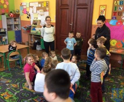Dzień Kobiet wśród przedszkolaków (6)