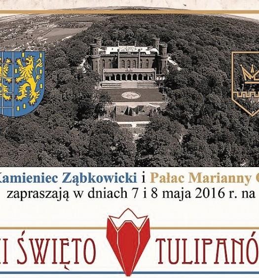 II Święto Tulipanów w Kamieńcu Ząbkowickim_02