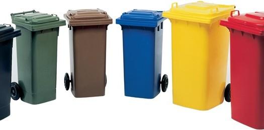 Mycie i dezynfekcje pojemników na odpady