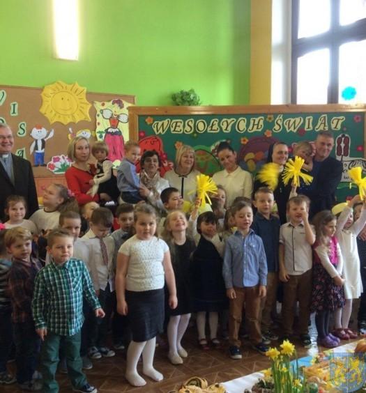Poranek Wielkanocny w Przedszkolu nr 2 (14)