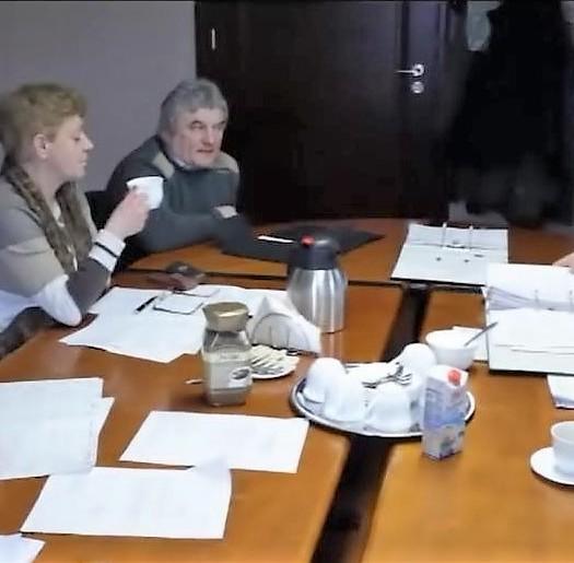 Posiedzenia Komisji Rewizyjnej