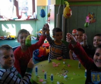 Przygotowania do Poranka Wielkanocnego (8)