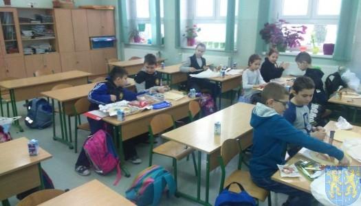 Słodka lekcja języka polskiego
