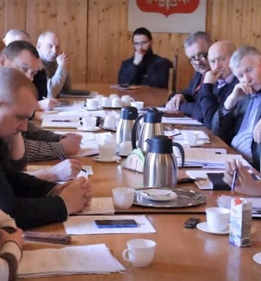 Komisja pełna spotkań