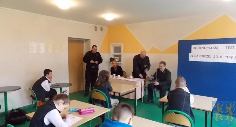 Ogólnopolski Test Wiedzy Pożarniczej 2016 (4)