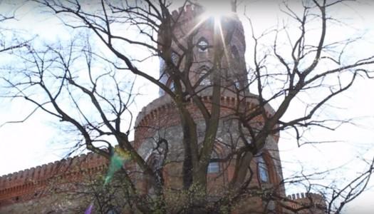 Znajdź wiosnę u stóp Pałacu Księżnej Marianny Orańskiej [VIDEO]