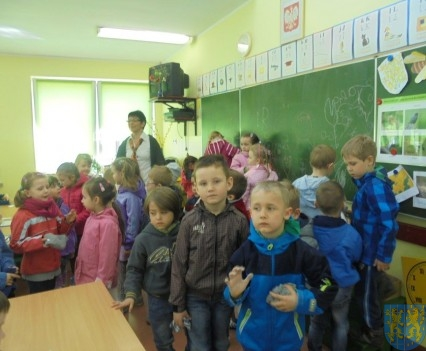 Przedszkolaki poszły do szkoły (18)