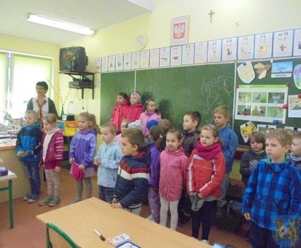 Przedszkolaki poszły do szkoły (20)