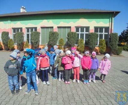 Przedszkolaki poszły do szkoły (27)