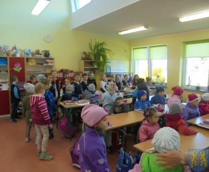 Przedszkolaki poszły do szkoły (3)