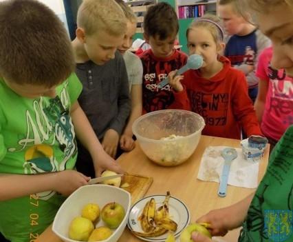 Tydzień Ekologiczny pod hasłem Zdrowe żywienie (2)