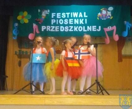 Festiwal Piosenki Przedszkolnej (2)