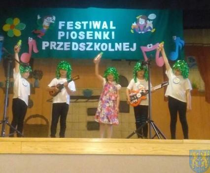 Festiwal Piosenki Przedszkolnej (3)