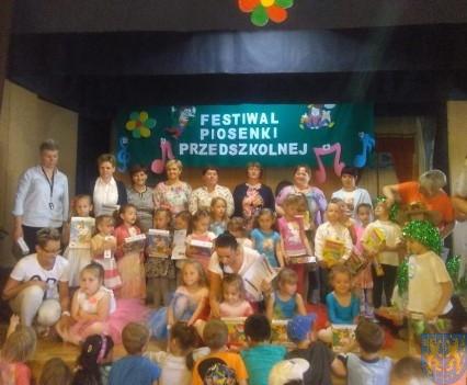 Festiwal Piosenki Przedszkolnej (6)