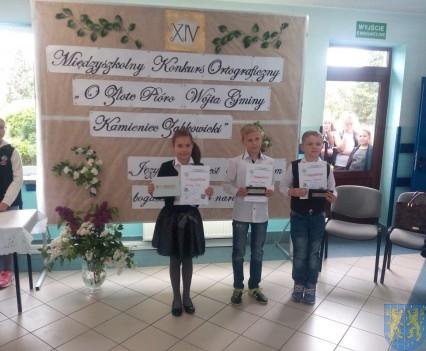 Międzyszkolny Konkurs Ortograficzny (3)