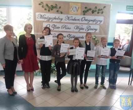 Międzyszkolny Konkurs Ortograficzny (4)