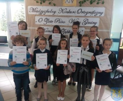 Międzyszkolny Konkurs Ortograficzny (6)