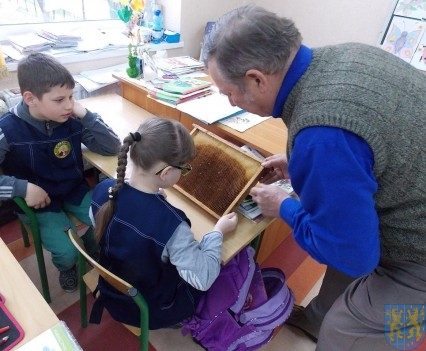 Spotkanie z pszczelarzem (3)
