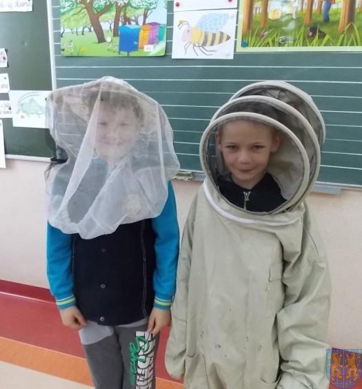Spotkanie z pszczelarzem (9)