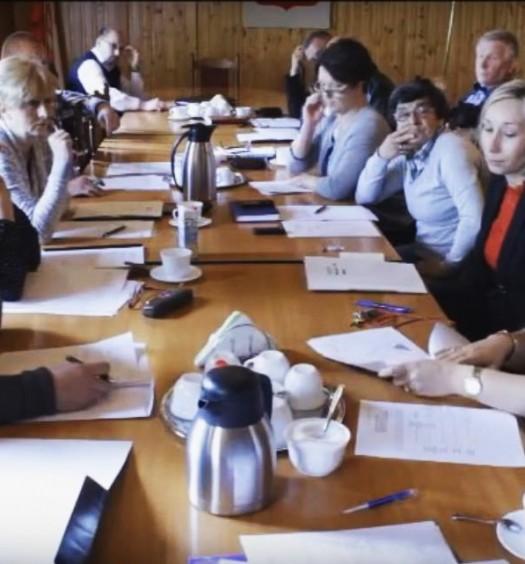 Wspólne posiedzenia komisji Rady Gminy Kamieniec Ząbkowicki
