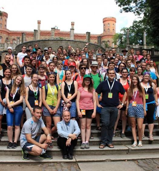 Młodzi Czesi odwiedzili Pałac Marianny_01