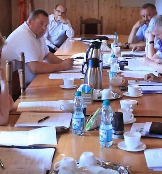 Wspólne posiedzenie dwóch komisji