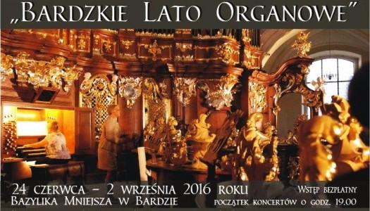 "Ostatni koncert ""Bardzkiego Lata Organowego"""