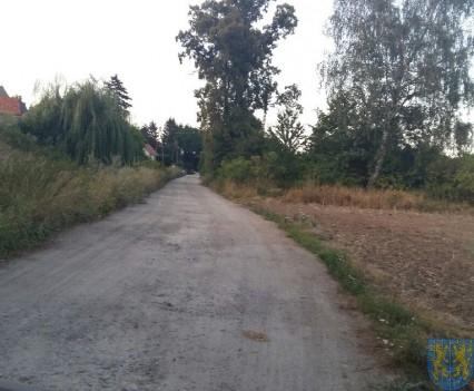 Modernizacja drogi w Sołectwie Starczów (1)