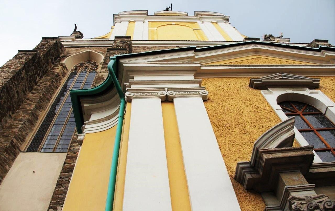 Nasz kościół parafialny_