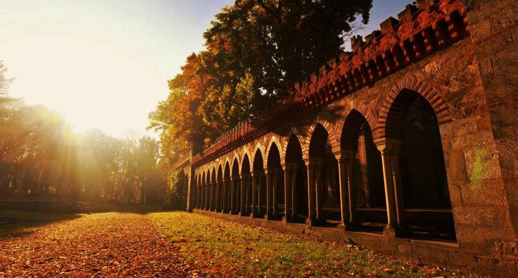 Wszystkie barwy jesieni