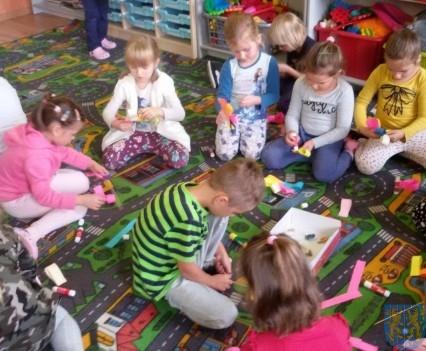 Święto edukacji wśród przedszkolaków (1)