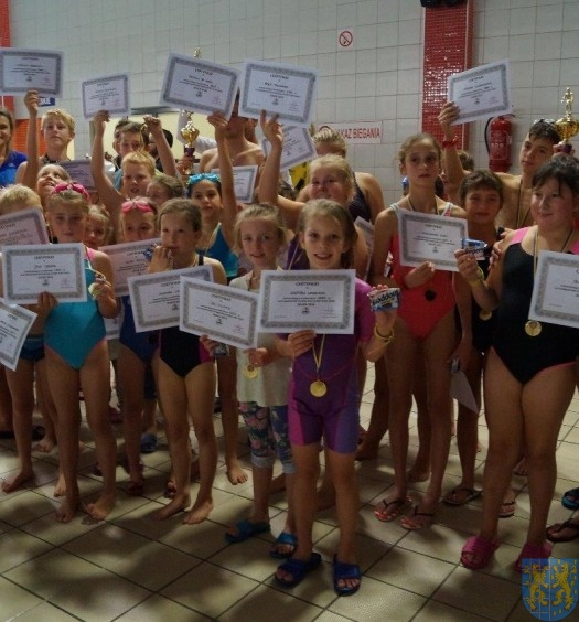 Jesienny maraton pływacki (2)