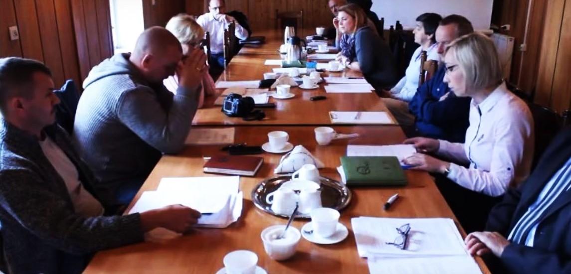 Posiedzenie Komisji Oświaty IX 2016