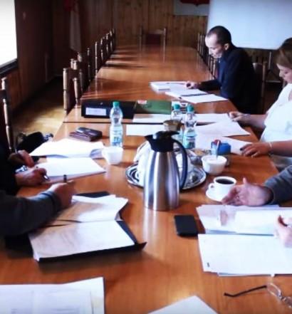 Posiedzenie Komisji Rewizyjnej IX 2016