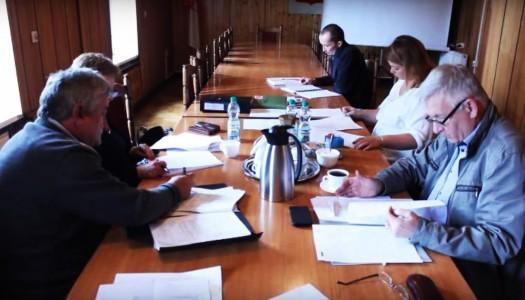 Posiedzenie Komisji Rewizyjnej IX 2016 [VIDEO]