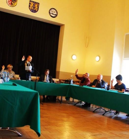 Sesja Rady Gminy Kamieniec Ząbkowicki IX 2016