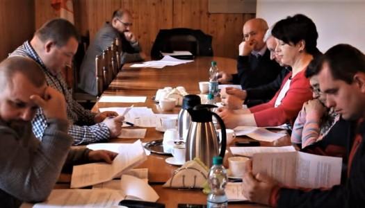 Komisje Rady Gminy X 2016 [VIDEO]