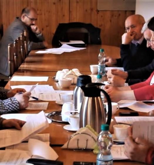 Komisje Rady Gminy X 2016