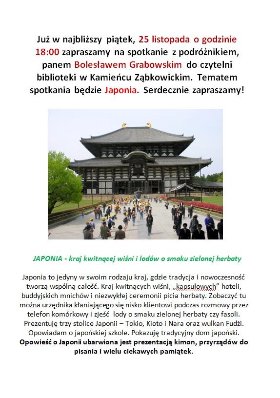 Opowieść o Japonii_