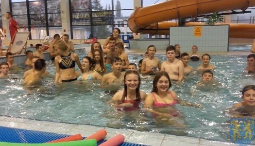 Pływanie to radość i zdrowie