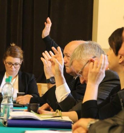 Sesja Rady Gminy Kamieniec Ząbkowicki X 2016