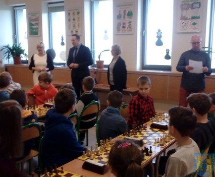 Szachowe mistrzostwa powiatu (1)