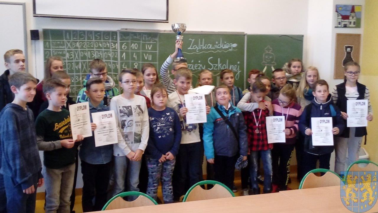 Szachowe mistrzostwa powiatu (5)