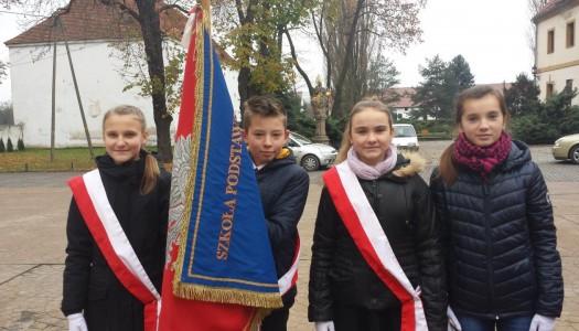 Uczestniczyliśmy w gminnych obchodach Narodowego Święta Niepodległości