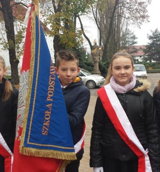 Uczestniczyliśmy w gminnych obchodach Narodowego Święta Niepodległości (1)