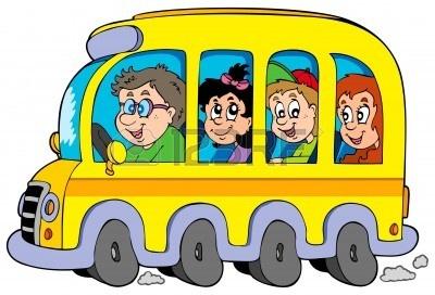 Rozkład jazdy autobusów w roku szkolnym 2016/2017