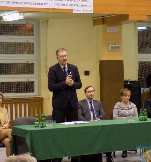 Wizyta Dolnośląskiego Kuratora Oświaty (2)