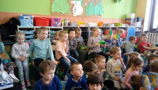 """""""Czerwony Kapturek""""  w przedszkolu"""