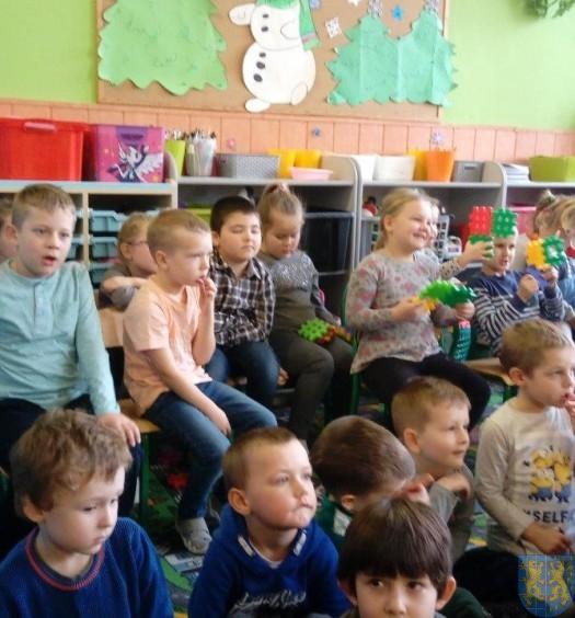 Czerwony Kapturek w przedszkolu (1)